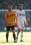 Oliver Norwood of Sheffield Utd during the Premier League match at Molineux, Wolverhampton. Picture date: 1st December 2019. Picture credit should read: Simon Bellis/Sportimage