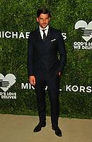 NEW YORK, NY - OCTOBER 17: Johannes Huebl at the God's Love We Deliver Golden Heart Awards on October 17, 2016 in New York City. Credit: John Palmer/MediaPunch