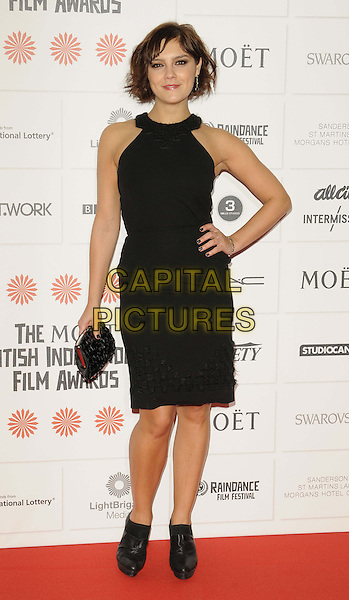 LONDON, ENGLAND - DECEMBER 08: Annabel Scholey at the Moet British Independent Film Awards 2013, Old Billingsgate Market, Lower Thames St., on Sunday December 08, 2013 in London, England, UK.<br /> CAP/CAN<br /> &copy;Can Nguyen/Capital Pictures
