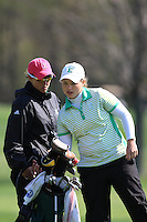 April 10th, 2010. Eastern Michigan University Women's Golf at the 2010 Indiana University Invitational.