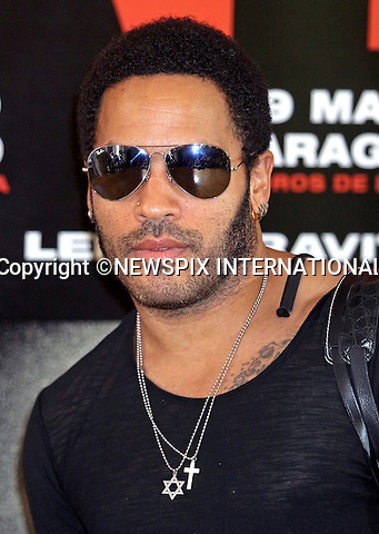 "LENNY KRAVITZ.Madrid_06/05/2009.Mandatory Credit Photo: ©NEWSPIX INTERNATIONAL..**ALL FEES PAYABLE TO: ""NEWSPIX INTERNATIONAL""**..IMMEDIATE CONFIRMATION OF USAGE REQUIRED:.Newspix International, 31 Chinnery Hill, Bishop's Stortford, ENGLAND CM23 3PS.Tel:+441279 324672  ; Fax: +441279656877.Mobile:  07775681153.e-mail: info@newspixinternational.co.uk"