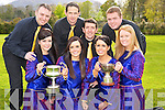 The Glenflesk set dancers who won the All Ireland Senior Scor in the INEC, Killarney on Saturday were Linda McCarthy, Danielle Favier, Jennifer McCarthy, Joanne O'Donoghue, Noel O'Donoghue, Michael McGillicuddy, Eugene Bowler and Padraig O'Sullivan.