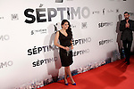 Sara Salamo attends the 'Septimo' premiere photocall at Capitol cinemas on November 5, 2013 in Madrid, Spain. (ALTERPHOTOS/Victor Blanco)