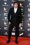 Alex Garcia Fernandez attends to the Feroz Awards 2017 in Madrid, Spain. January 23, 2017. (ALTERPHOTOS/BorjaB.Hojas)
