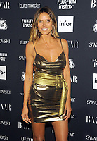 NEW YORK, NY - SEPTEMBER 08: Heidi Klum attends the 2017 Harper's Bazaar Icons at The Plaza Hotel on September 8, 2017 in New York City. <br /> CAP/MPI/JP<br /> &copy;JP/MPI/Capital Pictures