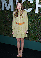 BEVERLY HILLS, CA, USA - OCTOBER 02: Liana Liberato arrives at Michael Kors Launch Of Claiborne Swanson Franks's 'Young Hollywood' Book held at a Private Residence on October 2, 2014 in Beverly Hills, California, United States. (Photo by Xavier Collin/Celebrity Monitor)