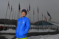 Para - Portraits /  Snowboard Coach Lukas Prem <br /> PyeongChang 2018 Paralympic Games<br /> Australian Paralympic Committee<br /> PyeongChang South Korea<br /> Thursday March 8th 2018<br /> &copy; Sport the library / Jeff Crow