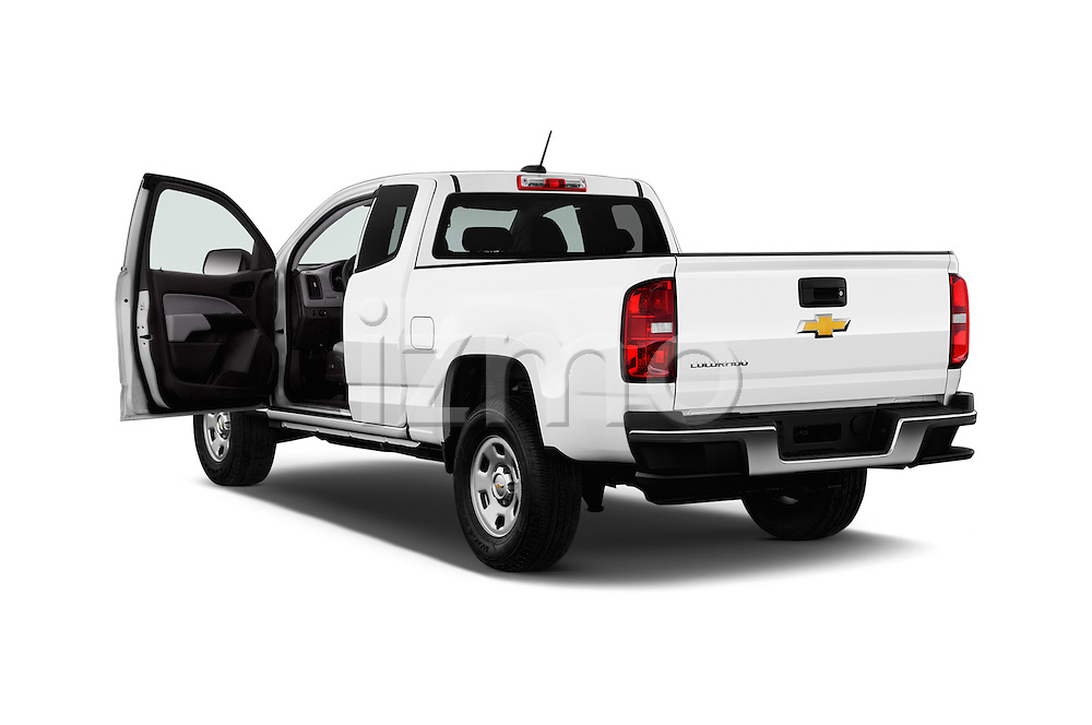 Car images of 2016 Chevrolet Colorado 2WD wt Extended Cab 3 Door Pick-up Doors