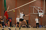 Colleges Wales Volleyball 2015