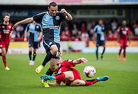 Crawley Town v Wycombe Wanderers - 29/08/2015