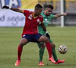 Equidad venció 1 - 0 a Uniautónoma FC en el estadio metropolitano de Techo en Bogotá, por la fecha 19 del Torneo Apertura 2015.