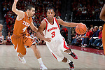 2008-09 NCAA BB-Texas at Wisconsin
