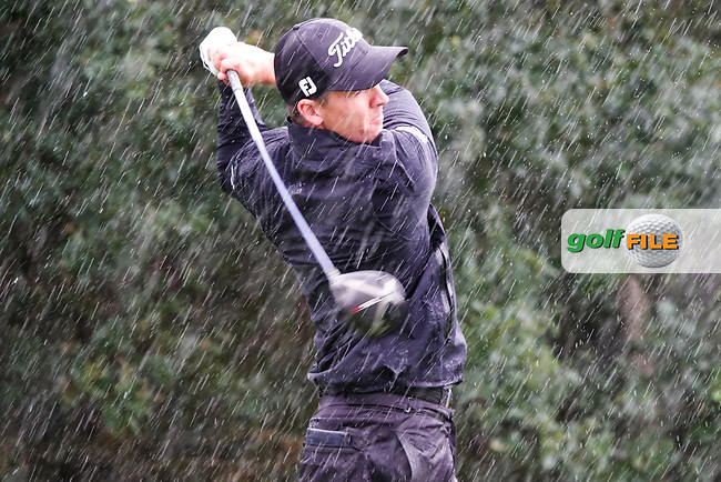 Grant Forrest (SCO) in action during the first round of the Porsche European Open , Green Eagle Golf Club, Hamburg, Germany. 05/09/2019<br /> Picture: Golffile | Phil Inglis<br /> <br /> <br /> All photo usage must carry mandatory copyright credit (© Golffile | Phil Inglis)