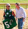 Doug Nunn and Nik Juarez at Delaware Park on 9/12/16