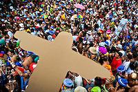 Carnival, Rio de Janeiro 2012, Street (Rio de Janeiro, Brazil)