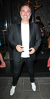 Nick Ede at the Q Decades summer series of live performances launch party, Quaglino's, Bury Street, London, England, UK, on Wednesday 04 July 2018.<br /> CAP/CAN<br /> &copy;CAN/Capital Pictures