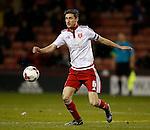 Chris Basham of Sheffield Utd - English League One - Sheffield Utd vs Burton Albion - Bramall Lane Stadium - Sheffield - England - 1st March 2016 - Pic Simon Bellis/Sportimage