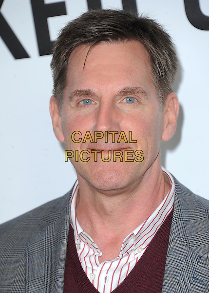 "Tim Bagley.""This Is 40"" Los Angeles Premiere held at Grauman's Chinese Theatre, Hollywood, California, USA..December 12th, 2012.headshot portrait white shirt pink stripe grey gray.CAP/DVS.©DVS/Capital Pictures."