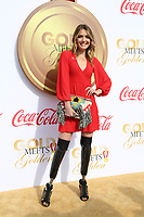 06 January 2018 - Los Angeles, California - Amy Purdy. 2018 Gold Meets Golden held at The Sunset House.   <br /> CAP/ADM/PMA<br /> &copy;PMA/ADM/Capital Pictures