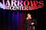 Comedian Mike Vecchione
