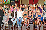 21ST CELEBRATIONS: Ashling Power, Shanakill (seated 5th left) celebrated her 21st birthday with a large crowd of family and friends in the Abbeygate Hotel on Saturday night.    .   Copyright Kerry's Eye 2008