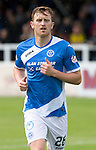 St Johnstone FC Season 2016-17<br />Liam Craig<br />Picture by Graeme Hart.<br />Copyright Perthshire Picture Agency<br />Tel: 01738 623350  Mobile: 07990 594431