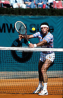 Guillermo Vilas (Arg)<br /> Copyright Michael Cole