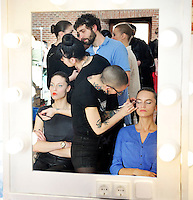 Madrid Fashion Show: Jorge Vázquez Backstage