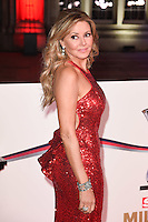 Carol Vorderman at The Sun Military Awards 2016 (The Millies) at The Guildhall, London. <br /> December 14, 2016<br /> Picture: Steve Vas/Featureflash/SilverHub 0208 004 5359/ 07711 972644 Editors@silverhubmedia.com