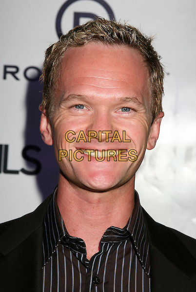 "NEIL PATRICK HARRIS.Details Magazine/Rockport ""How I Met Your Mother"" Premiere Party at The Lobby, West Hollywood, California, USA..September 14th, 2006.Ref: ADM/BP.headshot portrait.www.capitalpictures.com.sales@capitalpictures.com.©Byron Purvis/AdMedia/Capital Pictures."