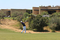 Thomas Aiken (RSA) on the 8th fairway during Round 3 of the Rocco Forte Sicilian Open 2018 played at Verdura Resort, Agrigento, Sicily, Italy on Saturday 12th May 2018.<br /> Picture:  Thos Caffrey / www.golffile.ie<br /> <br /> All photo usage must carry mandatory copyright credit (&copy; Golffile | Thos Caffrey)
