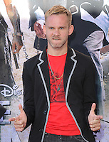 Dominic Monaghan at The Disney World Premiere of The Lone Ranger held at at Disney California Adventure in Anaheim, California on June 22,2021                                                                   Copyright 2013 DVSIL / iPhotoLive.com