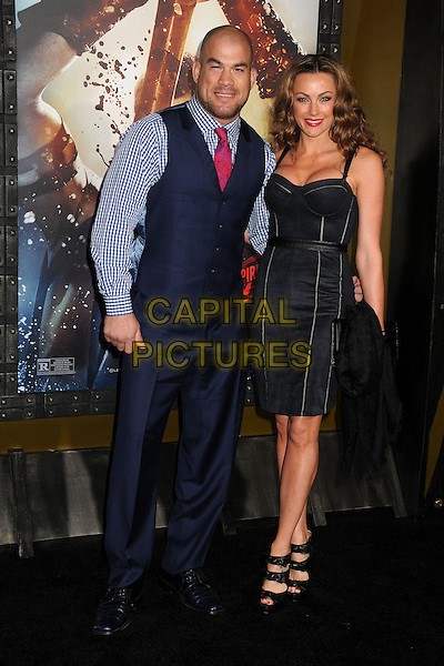 4 March 2014 - Hollywood, California - Tito Ortiz. &quot;300: Rise of an Empire&quot; Los Angeles Premiere held at the TCL Chinese Theatre. <br /> CAP/ADM/BP<br /> &copy;Byron Purvis/AdMedia/Capital Pictures