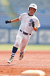 Ren Azami, AUGUST 4, 2015 - Baseball : All Japan Little-Senior Baseball Championship third place match between Higashi Nerima senior 4-7 Shinjuku senior at Jingu stadium in Tokyo, Japan. (Photo by Yusuke Nakanishi/AFLO SPORT)