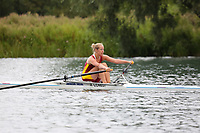 Race: 20  W.1x (Band 3)  Heat 1<br /> <br /> Peterborough Summer Regatta 2018 - Sunday<br /> <br /> To purchase this photo, or to see pricing information for Prints and Downloads, click the blue 'Add to Cart' button at the top-right of the page.