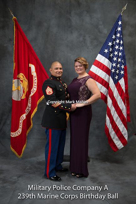 Angelo Bledsoe, 239 Marine Ball, Saturday Nov. 15, 2014  in Lexington, Ky. Photo by Mark Mahan