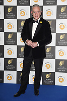 LONDON, UK. March 19, 2019: Huw Edwards arriving for the Royal Television Society Awards 2019 at the Grosvenor House Hotel, London.<br /> Picture: Steve Vas/Featureflash