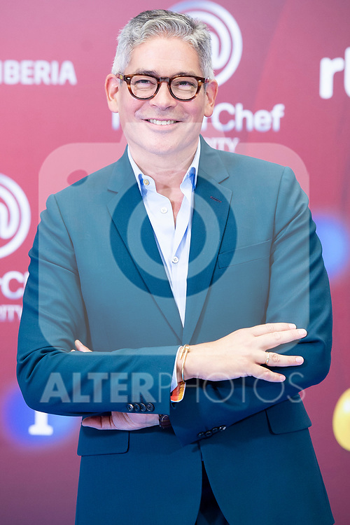 Boris Izaguirre attends to presentation of 'Master Chef Celebrity' during FestVal in Vitoria, Spain. September 06, 2018. (ALTERPHOTOS/Borja B.Hojas)