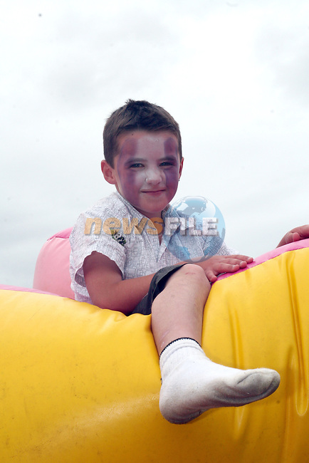 Nathan Keogh at the Annual Sports Day at the Commons, Duleek...Photo NEWSFILE/Jenny Matthews.(Photo credit should read Jenny Matthews/NEWSFILE)....This Picture has been sent you under the condtions enclosed by:.Newsfile Ltd..The Studio,.Millmount Abbey,.Drogheda,.Co Meath..Ireland..Tel: +353(0)41-9871240.Fax: +353(0)41-9871260.GSM: +353(0)86-2500958.email: pictures@newsfile.ie.www.newsfile.ie.FTP: 193.120.102.198.