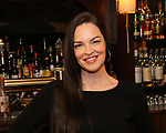 """Tammy Blanchard attends the Broadway cast of """"The Iceman Cometh""""  Press Photocall at Delmonico's on April 11, 2018 in New York City."""