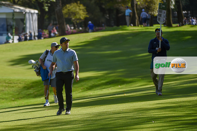 Francesco Molinari (ITA) makes his way down 7 during round 1 of the World Golf Championships, Mexico, Club De Golf Chapultepec, Mexico City, Mexico. 2/21/2019.<br /> Picture: Golffile | Ken Murray<br /> <br /> <br /> All photo usage must carry mandatory copyright credit (© Golffile | Ken Murray)