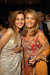 Pinder Gill and Hanna Taghi at the Arts of India Gallery launch party at the Museum of Fine Arts Houston Thursday May 14,2009.(Dave Rossman/For the Chronicle)
