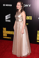 """NEW YORK, NY - FEBRUARY 04: Nora Sagal at the New York Premiere Of Columbia Pictures' """"The Monuments Men"""" held at Ziegfeld Theater on February 4, 2014 in New York City, New York. (Photo by Jeffery Duran/Celebrity Monitor)"""