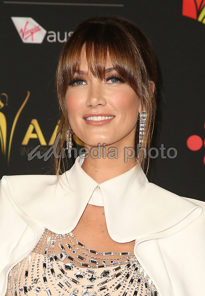 05 January 2018 - Hollywood, California - Delta Goodrem. 7th AACTA International Awards held at Avalon Hollywood. Photo Credit: F. Sadou/AdMedia