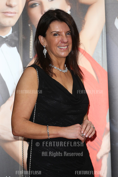 Dr Dawn Harper at the Katya and Pasha West End show - Gala night held at the Lyric Theatre, London. 07/04/2014 Picture by: Henry Harris / Featureflash