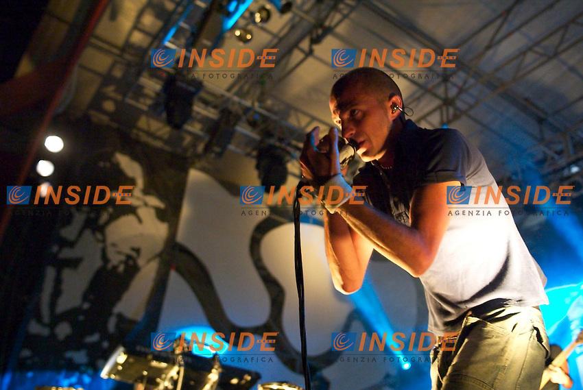 Roma 24 Giugno 2003<br /> Fiesta. Subsonica in concerto<br /> Foto Andrea Staccioli Insidefoto