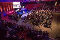 Rotterdam, Netherlands, December 16,  2017, Topsportcentrum,  KNLTB Jaarcongres,  overall view<br /> Photo: Tennisimages/Henk Koster