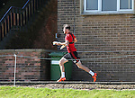Ben Whiteman seeks revenge during the Sheffield Utd training session at the Shirecliffe Training Complex , Sheffield. Picture date: September 29th, 2016. Pic Simon Bellis/Sportimage