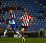 Aduriz, RCD Espanyol 1 v 1 Athletico Club Bilbao, Jornada 19 on 14 January 2018, RCDE Estadium, Barcelona. La Liga Santander 2018. Photo Martin Seras Lima