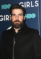www.acepixs.com<br /> <br /> February 2 2017, New York City<br /> <br /> Zachary Quinto arriving at the the New York premiere of the sixth and final season of 'Girls' at the Alice Tully Hall, Lincoln Center on February 2, 2017 in New York City.<br /> <br /> By Line: Nancy Rivera/ACE Pictures<br /> <br /> <br /> ACE Pictures Inc<br /> Tel: 6467670430<br /> Email: info@acepixs.com<br /> www.acepixs.com